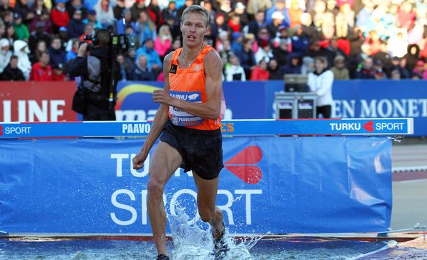 Topi Raitanen jäi täpärästi toiseksi Joensuun kisoissa keskiviikkona.