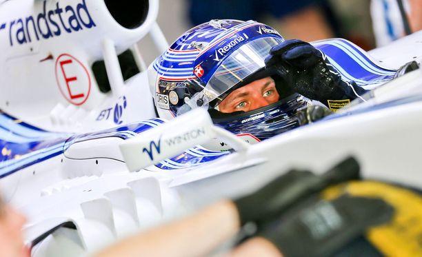 Valtteri Bottas uskoo, että Williams voi parantaa.