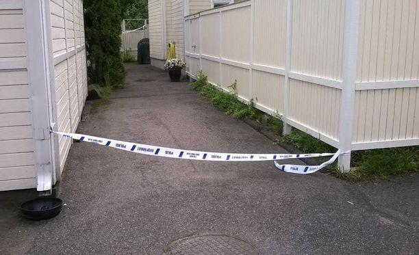 Tutkimusten perusteella 46-vuotias mies oli surmannut itsensä surmattuaan ensin 37-vuotiaan miehen Helsingin Laajasalossa sijaitsevasta yksityisasunnosta heinäkuussa.