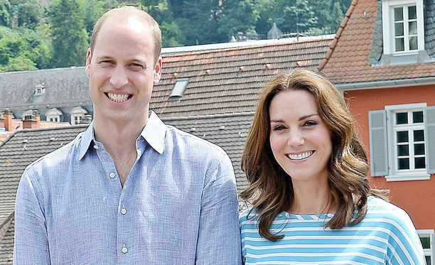 Prinssi William ja herttutar Catherine