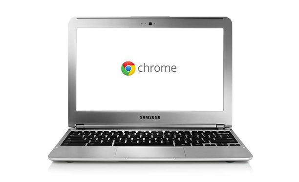 Google Chromebook-kannettavan valttina on edullinen hinta.