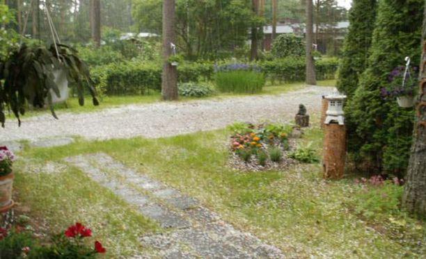 Loimaalla rakeita satoi kello 11 aikaan juhannuspäivänä.