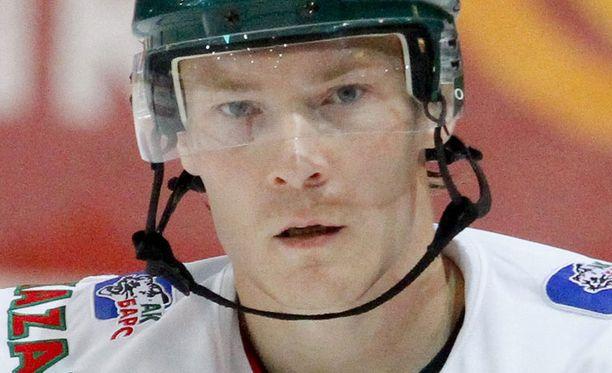 Antti Miettinen nähdään jälleen NHL-kaukaloissa.