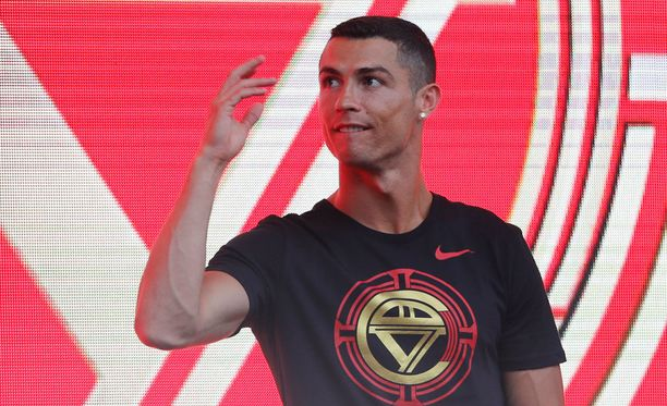 Cristiano Ronaldo on hankkinut hulppean villan Torinosta.