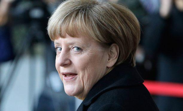 Angela Merkel nousi vauhdikkaasti yhdistyneen Saksan puoluehierarkiassa. Nyt hän on maailman vaikutusvaltaisin nainen.