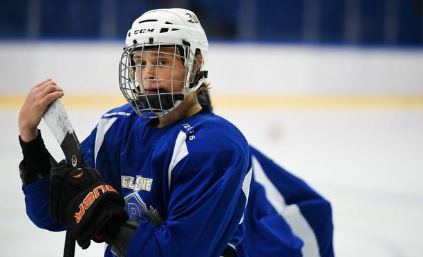 Leevi Selänne iski mestaruusmaalin Yhdysvaltain high school -sarjassa.
