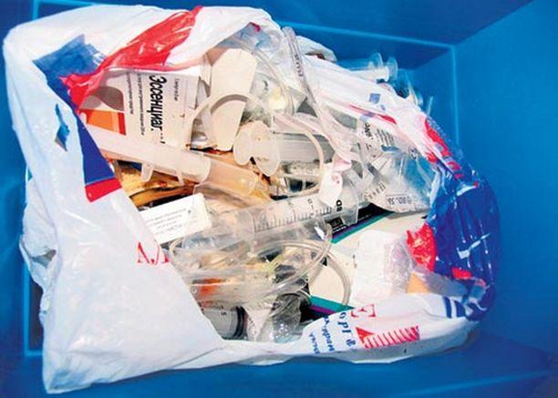 Käytettyjen ruiskujen ja ampullien löytyminen EM-kisakaupungin keskustasta herätti viime viikon alussa suurta kohua.
