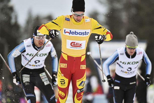 Joni Mäki voitti jälleen.