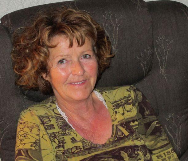 69-vuotias Anne-Elisabeth Hagen katosi 31. lokakuuta vuonna 2018.