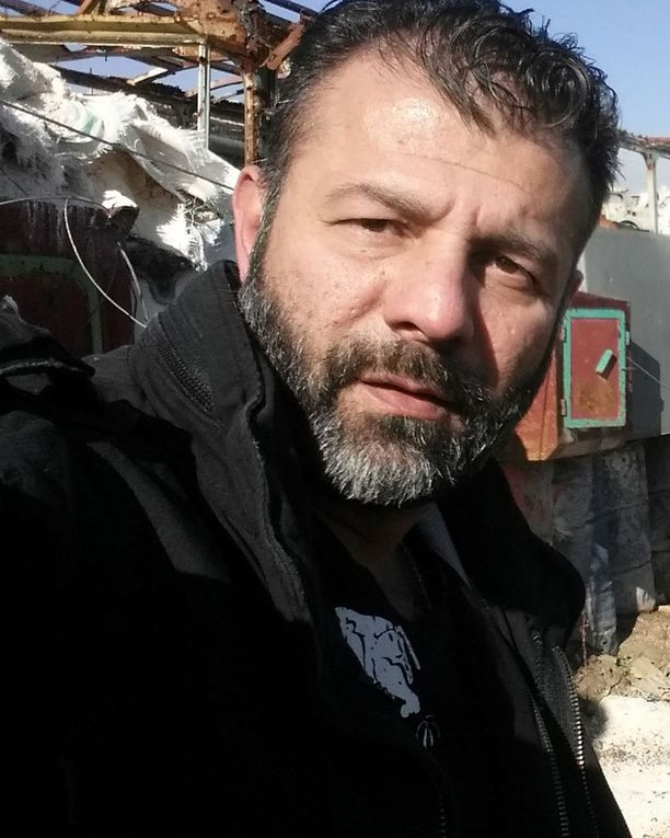 Rami Adham oli palaamassa kotiin Syyriasta.