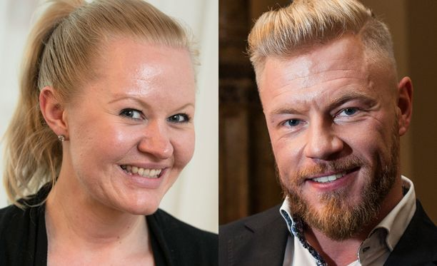Lotta Bcklund löysi Juha Rouvisen omasta tuttavapiiristään.
