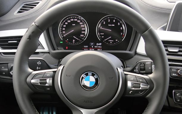 BMW oli podiumpaikalla kolmantena.