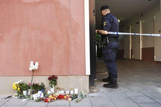 Ruotsista on vuosien saatossa kehittynyt Euroopan aseväkivallan johtava maa.