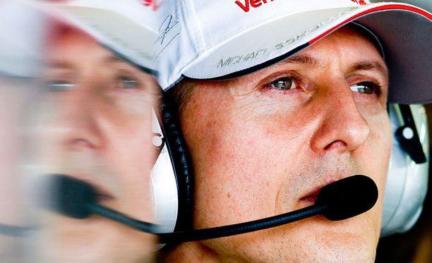 Michael Schumacher täyttää tänään 48 vuotta.