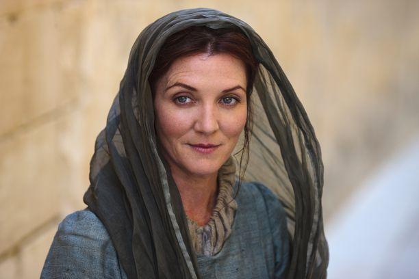 Catelyn Stark kuoli karmealla tavalla kesken hääjuhlien.