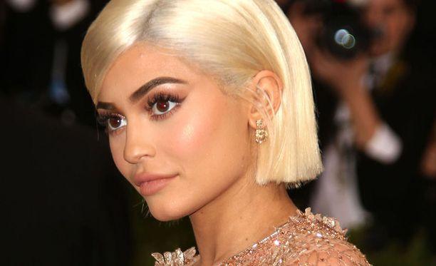 Keeping Up With The Kardashians -tähti Kylie Jenner on vetäytynyt julkisuudesta, ainakin toistaiseksi.