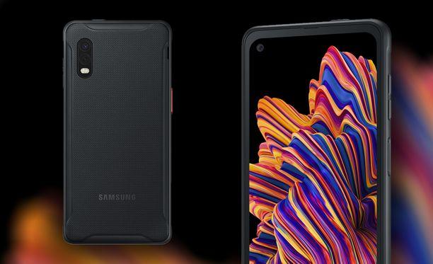 Samsung jatkaa kestävien puhelimiensa linjaa.
