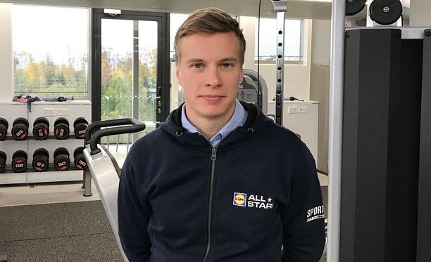 Matti Heikkinen kertoo, että kausi alkaa Rukan maailmancupilla marraskuussa.
