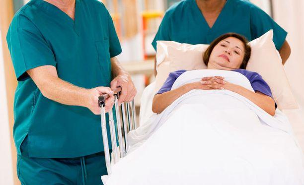 Ohitusleikkaus voidaan tehdä geenihoidolla.