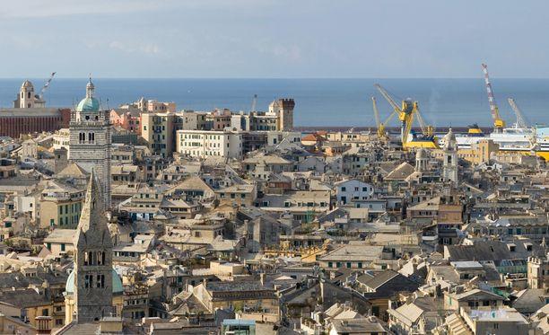 Genovassa asuneen miehen olemassaolo paljastui vasta hiljattain. Kuvituskuva.