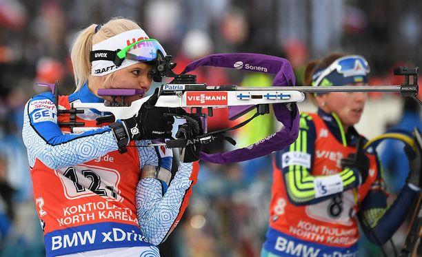 Mari Laukkanen otti upean voiton Oslossa maailmancupin pikakilpailussa.