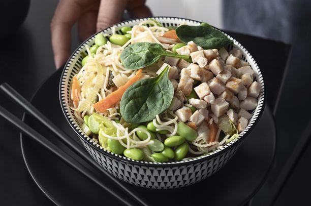 Onko sinulla säännöllinen ruokailurytmi? Entä syötkö suositusten mukaisen määrän kasviksia päivässä?