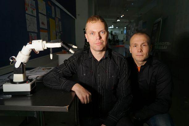Virtuoso on Vesa Helmisen ja Timo Pudaksen luomus.
