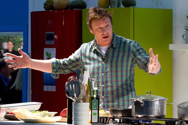 Jamie Oliverin ravintolabisnekset päättyivät ikävästi.