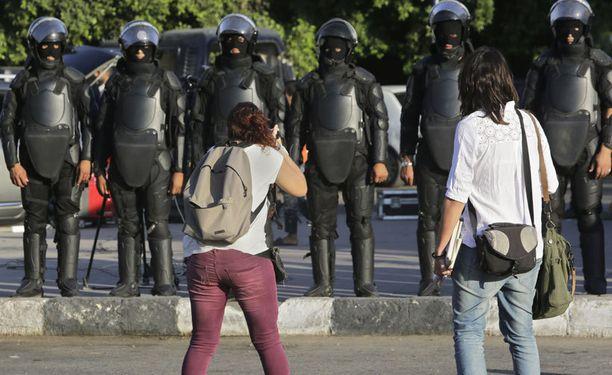 Egypti sijoittui maailman vaarallisimpien maiden listalle.
