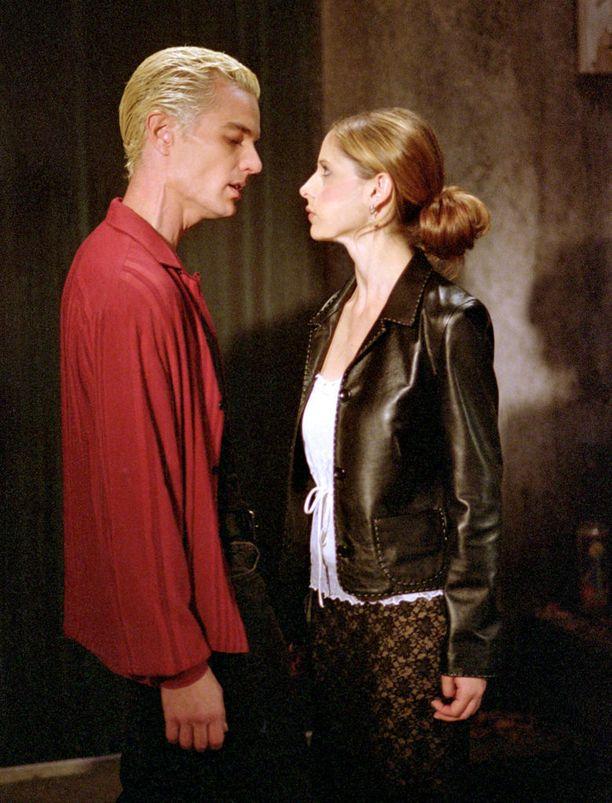 Buffy, vampyyrintappaja -sarjaa tehtiin seitsemän tuotantokautta.