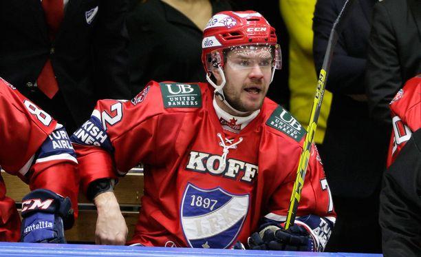 Siim Liivik edustaa ensi kaudella KooKoota.
