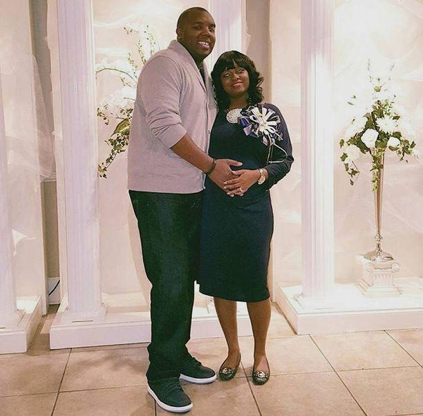 Montrell Jackson, 32, oli naimisissa ja hänellä oli pieni poika.