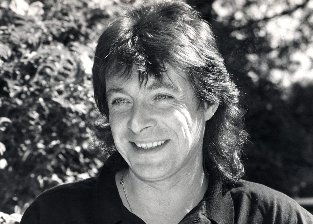 Kuvassa Kirka Babitzin vuonna 1986.