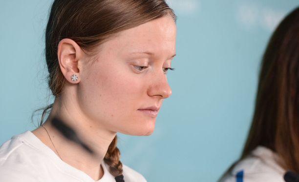 Olympiaviestistä tiputettu Johanna Matintalo toivoo, että ensi vuonna Seefeldin MM-kisoissa viestipaikka on itsestäänselvyys.