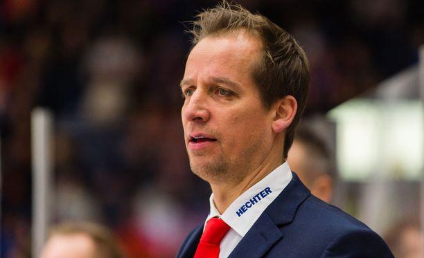 Antti Törmäsen miehistö seilaa viiden pelin tappioputkessa.