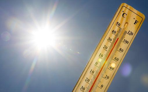 Kesän kuumin jakso saattaa alkaa nyt – rikkoutuuko kesäkuun lämpöennätys?