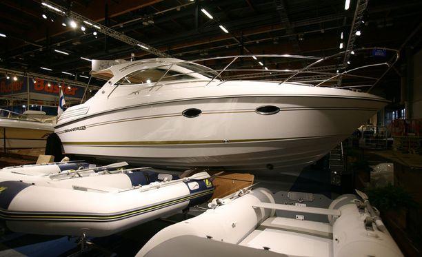 Grandezza-veneet ovat siivittäneet Finn-Marinia menestykseen.