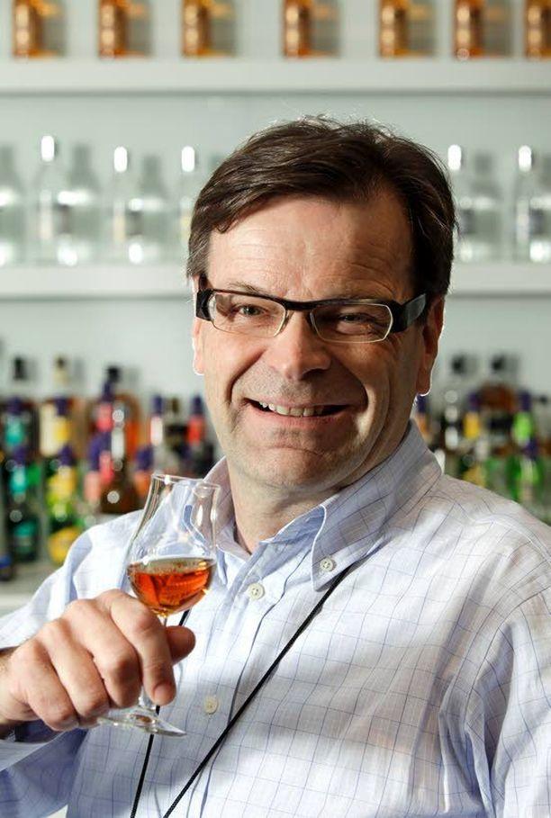 Toimitusjohtaja Antti Pankakoski kunnostautui kalliissa konjakkikaupassa. Hän sai potkut toissa syksynä.