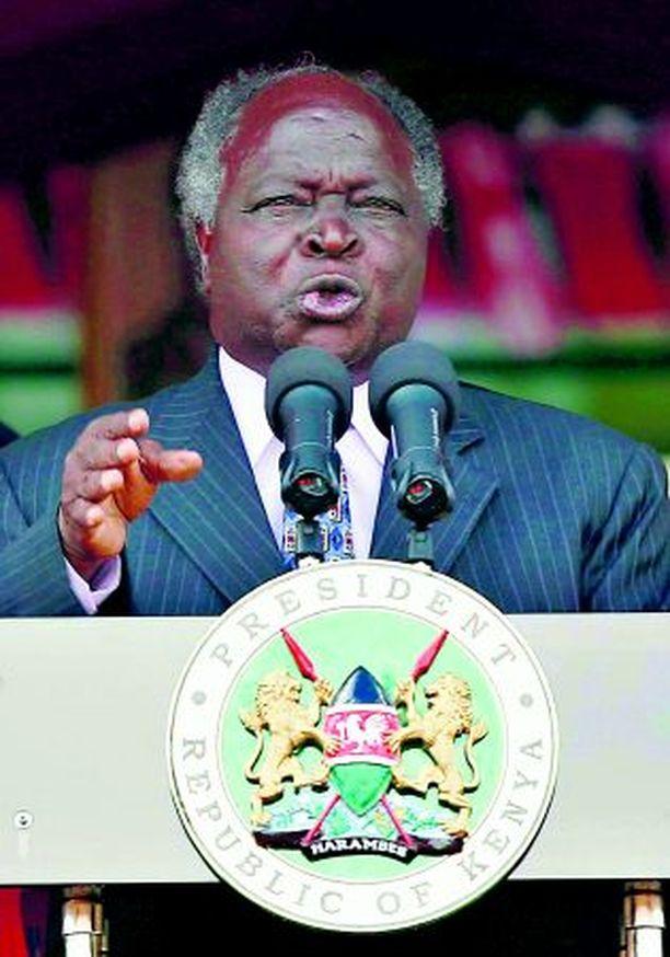 Mwai Kibakin kiistelty voitto presidentinvaalissa on syössyt Kenian sisällissodan partaalle.