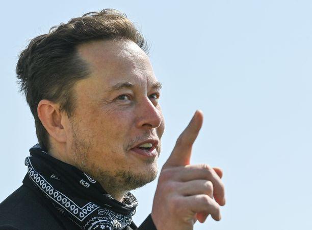 Elon Musk tunnetaan vaativana työnantajana