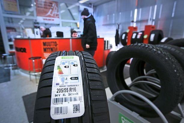 Meluttomuus on monelle tärkeä valintakriteeri uutta rengasta ostettaessa.