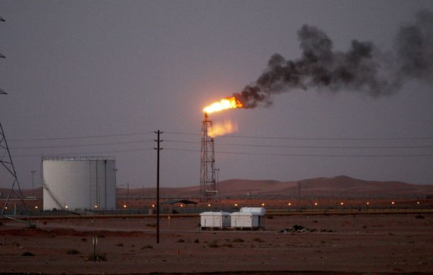 Valtion öljy-yhtiö Aramco on Saudi-Arabian kruununjalokivi.