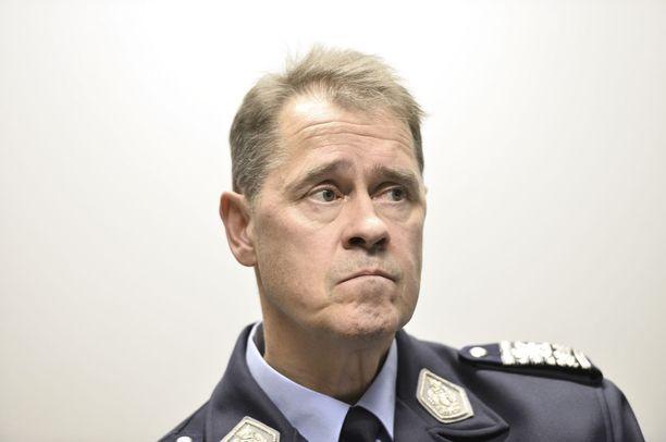 Poliisiylijohtaja Seppo Kolehmaisen mukaan seksuaalirikoksista ilmoitetaan yhä herkemmin.