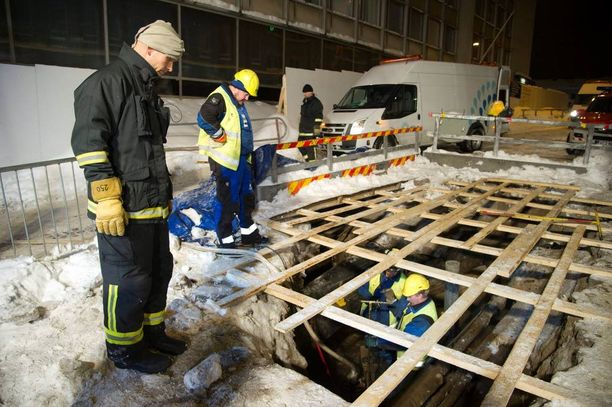 Suomen viemäriverkosto on monin paikoin heikossa kunnossa.