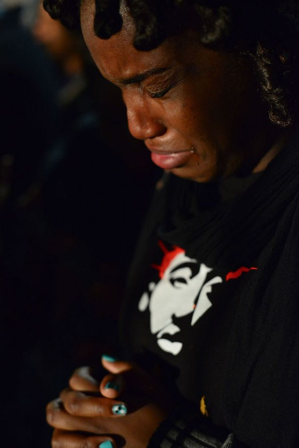 Fergusonissa on surtu nuorukaisen kohtaloa.