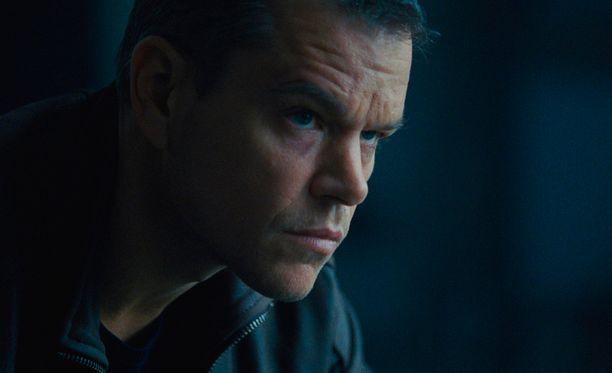 Matt Damonin uusin Bourne toi mojovat tulot ensi-iltaviikonloppuna.