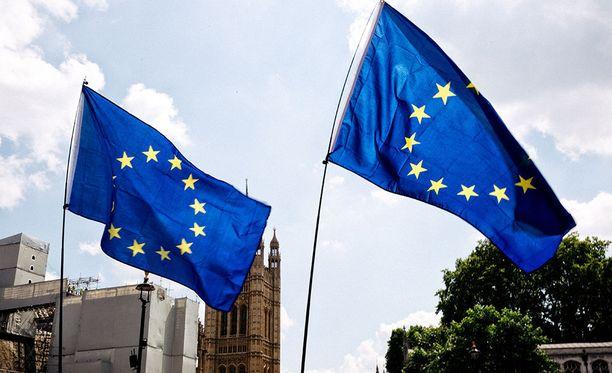 EU:n 28 jäsenmaan ulkoministerit totesivat maanantaina julkaistussa yhteislausunnossa, että aikovat suojella EU-maiden taloudellisia intressejä ja Iranin ydinsopimusta.