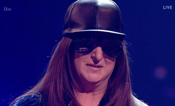 Räppäri Honey G kuumentaa tunteita X Factorissa.