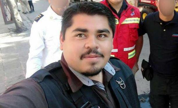 Edgar Daniel Esqueda kidnapattiin kotoaan, kun hän oli nukkumassa.
