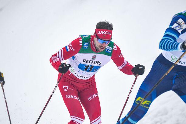 Sergei Ustjugovin MM-hiihdot saattavat olla vaarassa.